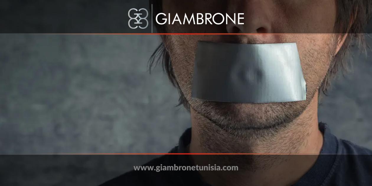 حرية التعبير في تونس مدونون مكثفون